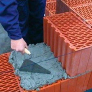 Цементный раствор М200