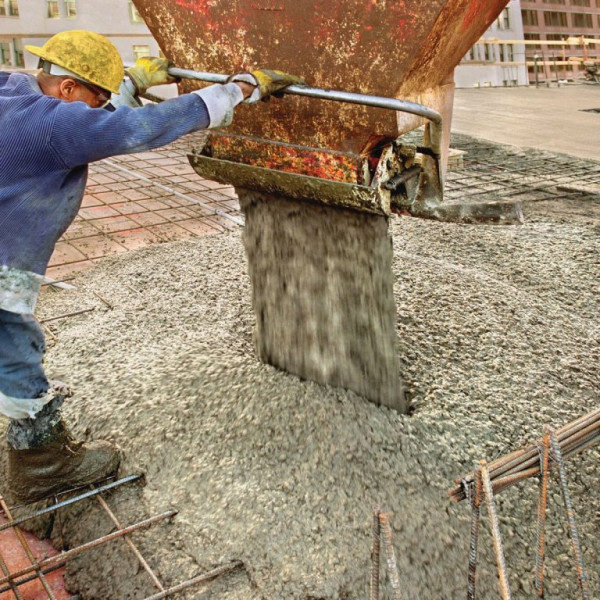 Товарный бетон М 50/B 3.5 ГОСТ 7473-2010г в Шымкенте